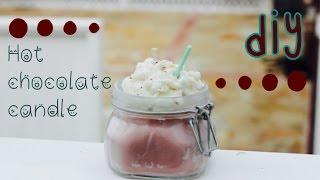 Diy Hot Chocolate Candle