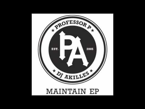 Professor P & DJ Akilles feat. DJ Static - Down For Mines