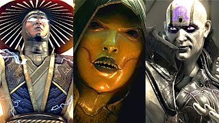 Mortal Kombat X 60 FPS Gameplay Fatalities - Mortal Kombat 10 (2014)
