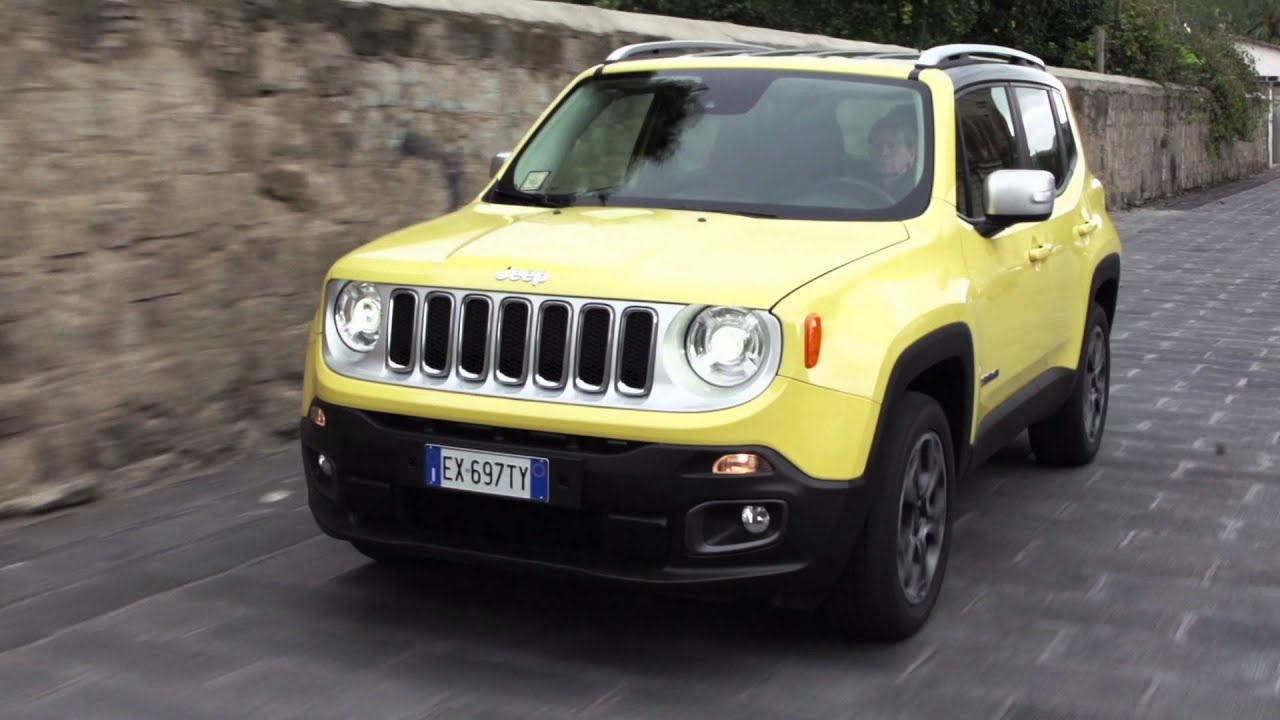 jeep renegade: proud to be renegade - youtube