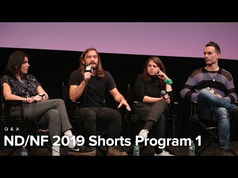 New Directors/New Films 2019 Shorts Program 1 Q&A