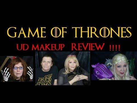 Game of Thrones MAKEUP n FUN!  #forthethrone Review Season 8 thumbnail