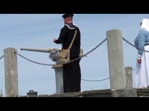 Signal Hill Noon Day Gun