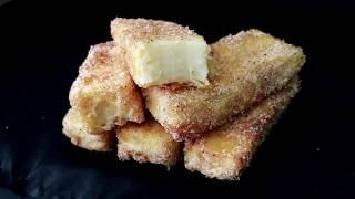 """Nu aţi mai mîncat aşa ceva, desert spaniol """"Leche frita"""" ( Lapte prăjit)   Reghina Cebotari"""