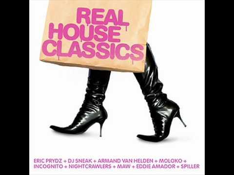 Real House Classics - Nightcrawlers - Push the feeling on (Radio Mix)