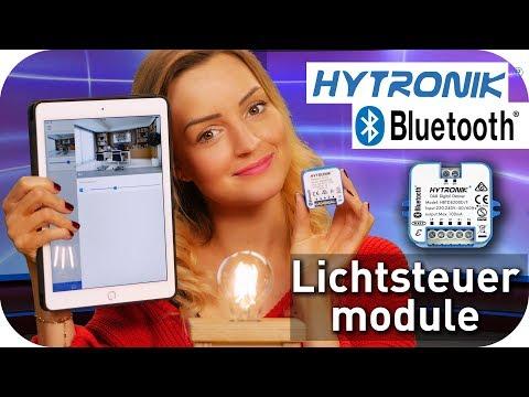 Bluetooth Lichtsteuerung von Hytronik: Die Alternative zu Casambi