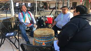 Indigenous Peoples Day Celebration 2017 - Morning Drum Song - Western Mavericks | Drum Group Clip 2