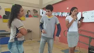 Rio Pardo/RO E.E.E.F.M. Fernando de Souza Gomes Vídeo  399 - Deus seja louvado