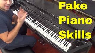 How To Fake Piano Skills-Learn How To Play The Piano