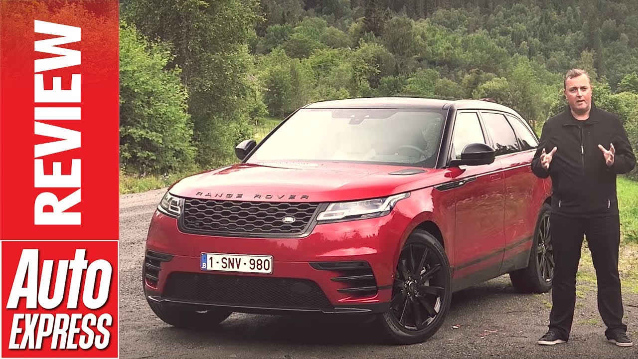 Range Rover Velar review: has Jaguar Land Rover still got the Midas touch?