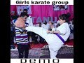 Demo Karate girls group समर केम्प सीजन 4 Red hot dance institute Dholpur