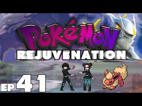 Pokemon Rejuvenation - Part 41: Grand Dream City