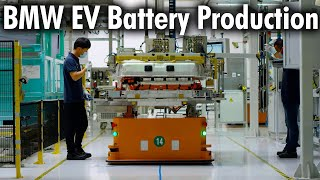 BMW Electric Vehicle Battery P…