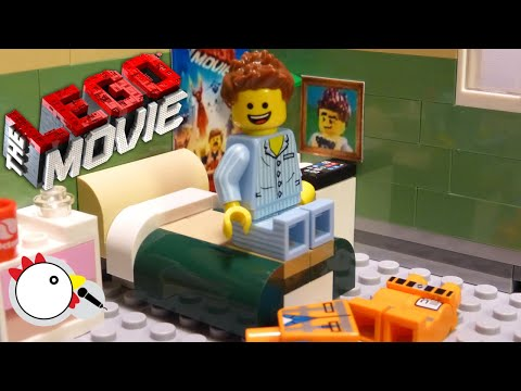 The LEGO Movie Premier by Cheep Jokes - LEGO Stop Motion Video