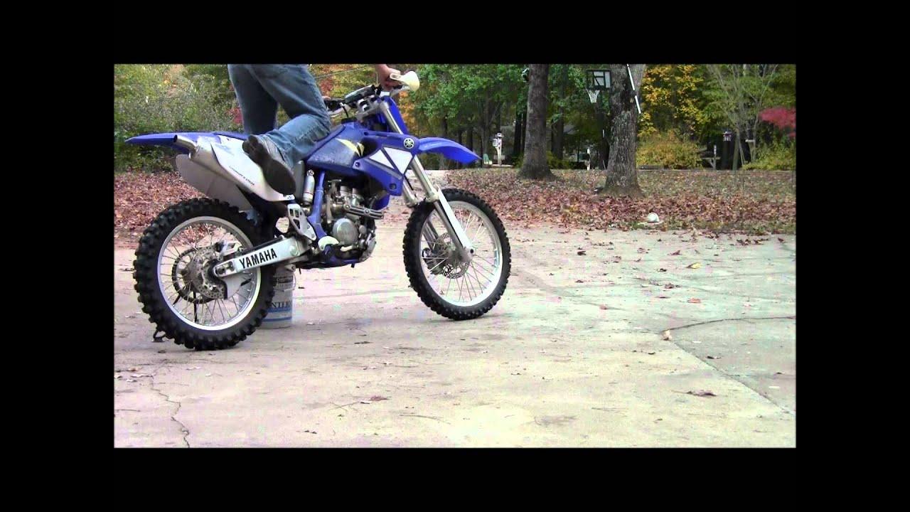 2001 yamaha yz250f for sale youtube for Yamaha yz250f for sale
