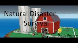 Roblox Natural Disaster survival eesti keeles