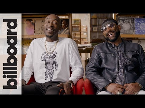 Freddie Gibbs & Madlib Discuss New Album 'Bandana,' Working With Pusha T & Killer Mike | Billboard