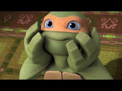 Small Ninjas - Teenage Mutant Ninja Turtles Legends