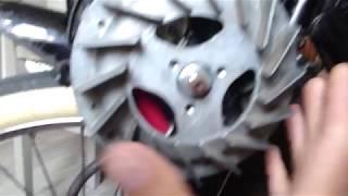 methode de reglage des vis platinées SOLEX 3800