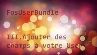 [Symfony 2] Tuto FOSUserBundle - Installation, Configuration et Personnalisation