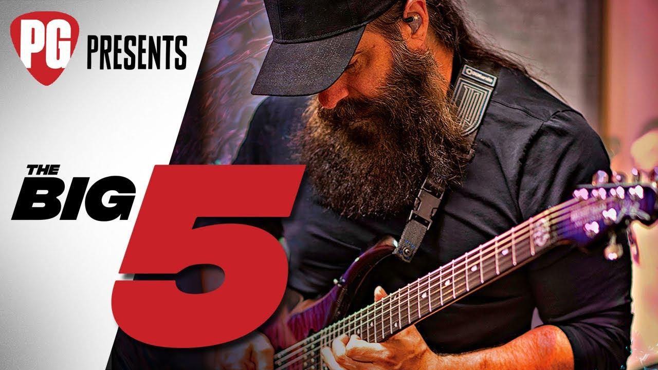 John Petrucci: The Big 5
