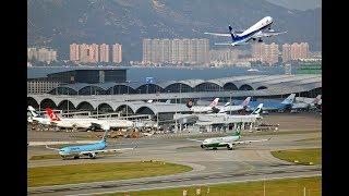 Havalimanı Belgeseli 6.Bölüm Hong Kong Havalimanı (HKG)   Discovery Channel