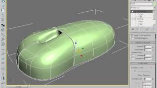Полигональные модели в 3Ds Max. Моделирование компьютерной мышки