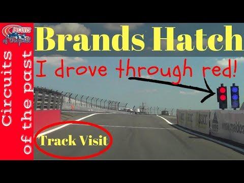 Brands Hatch Track Visit - Circuit Tour 2018 Part 7