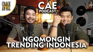 Download Video NGOMONGIN TRENDING DI INDONESIA | Podcast Malam Minggu MP3 3GP MP4
