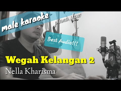 Download Wegah Kelangan 2 - Nella Kharisma male karaoke Mp4 baru