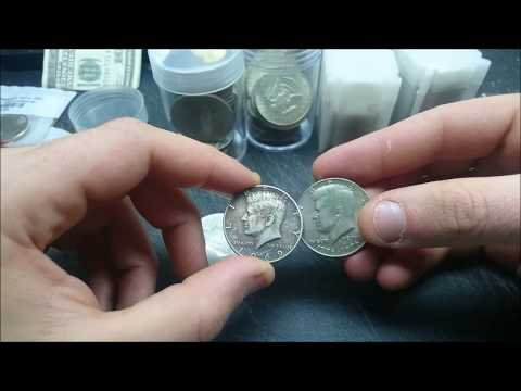 Kennedy Half Dollar Rare Key Dates Errors And Values