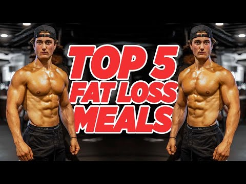 TOP 5 LOW CALORIE & HIGH PROTEIN MEALS | FULL RECIPES