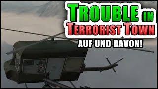 Mit dem Heli ins gelobte Land! | Trouble in Terrorist Town! - TTT | Zombey