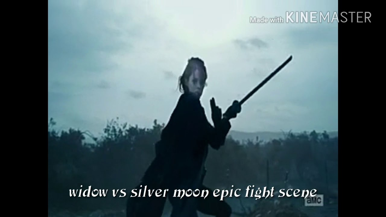 Download Into the badlands-Widow vs silver moon epic fight