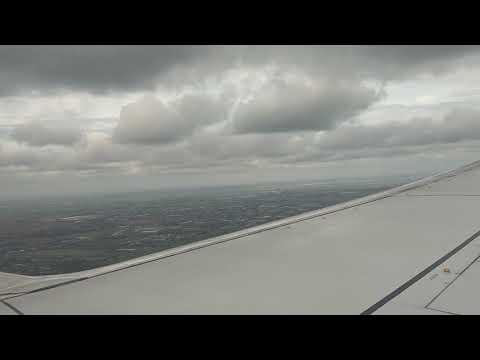 Rotterdam The Hague Airport / Transavia landing
