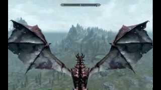Skyrim по-челябински (Flying)