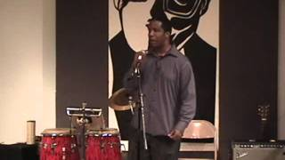 "Aquil Mizan performs ""Feeling"" @ 08/15/10 Storytellers"