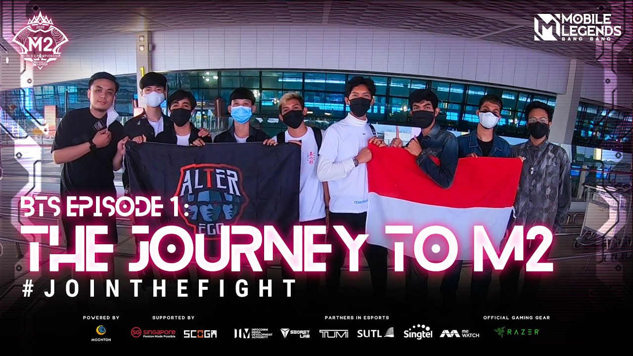 M2 TOURNAMENT MONTH | Behind The Scene | Episode 1: The Journey to M2
