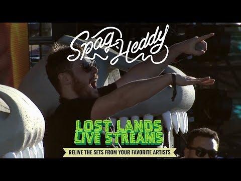 Spag Heddy Live @ Lost Lands 2017