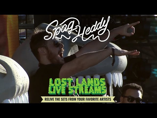 Spag Heddy Live @ Lost Lands 2017