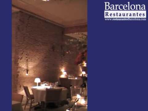 Restaurante Antigua - restaurantesBarcelona.com