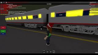 ROBLOX Amtrak Northeast Corridor quitte Fuller
