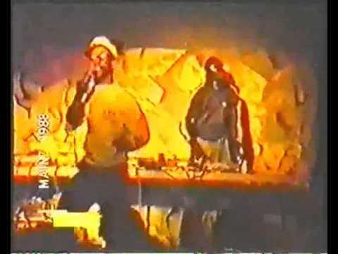 Hip Hop Jam im HDJ Mainz (1988)
