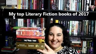 My top 5 Literary Fiction books of 2017