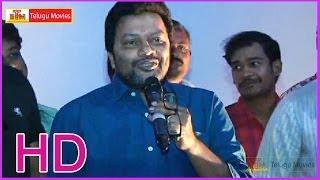 Sai Kumar Speech At Yevadu Movie Success Tour || Ram Charan , Shruthi Hassan, Amy Jackson(HD)