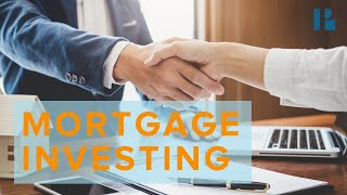 Mortgage Investing Can Earn You 7% or More a Year