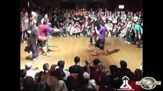 X FENZ vs RYTHM ATTACK/MOTION DISORDERS (EVOLUTION 5)