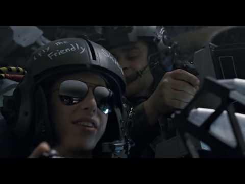 Aliens(1986) landing scene (cutted)