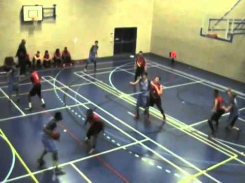 Birmingham Met College vs Noel Baker - EABL Week 11. 03.11.14