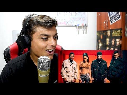 [Reaccion] Natti Natasha | Nicky Jam | Manuel Turizo | Myke Towers – Despacio [Official Video]